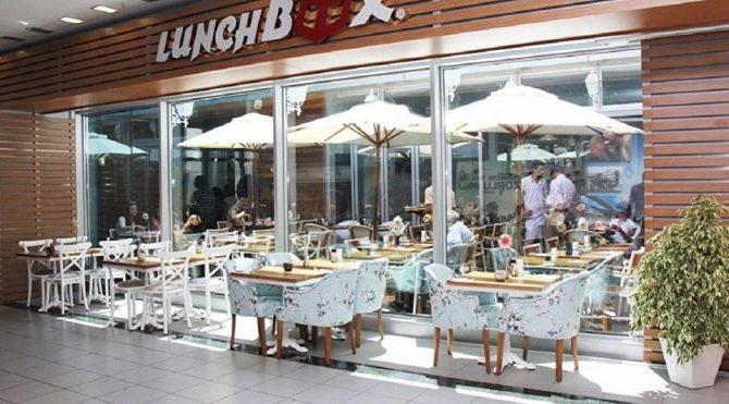 Ünlü restoran zinciri Lunch Box iflas etti