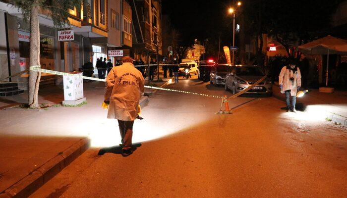 Yalova'da iş adamı Erdal Dönmez'e evinin önünde kanlı infaz