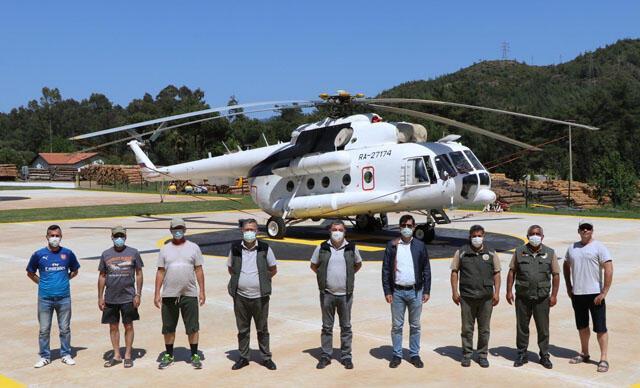 Yangın söndürme uçakları kaç ton su alır? Helikopter yangın söndürme tankı kaç ton su alır?