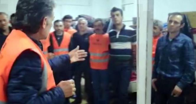 Yaptıkları işin parasını alamayan Türk işçiler Gürcistan'da mahsur kaldı
