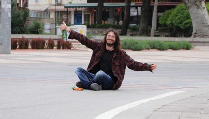 Yer: Denizli! Alkollü halde sokağa çıkıp, ambulansa otostop çekti