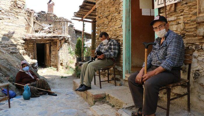 Yer: İzmir... Burada sadece 5 kişi yaşıyor! 'Kendinden sosyal mesafeli' köy