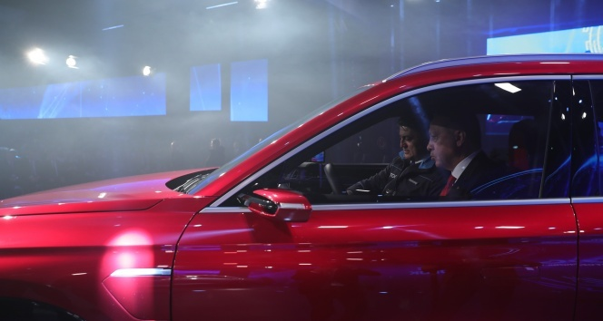 Yerli otomobile ilk sipariş Cumhurbaşkanı'ndan