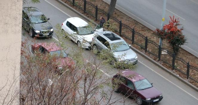 Yozgat'ta sınav yoğunluğu kazaya neden oldu